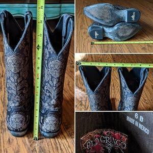Old Gringo Shoes - 📣ON VACA BACK NOV. 24📣 Old Gringo cowboy  boots